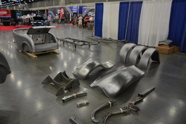 Ford Parts Nsra