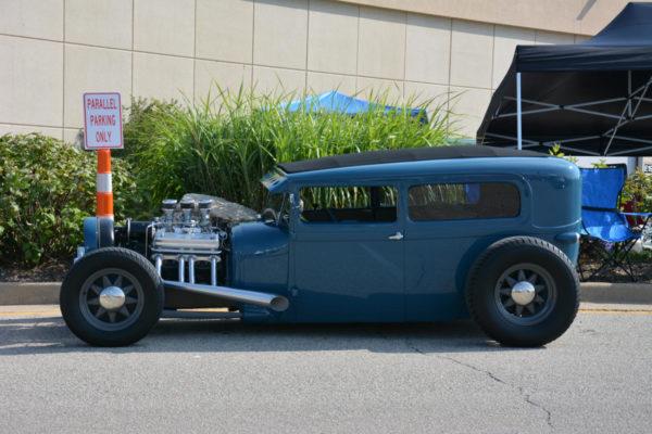 Ford Sedan Nsra