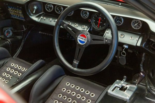 Ford V Ferrari Gt40 11