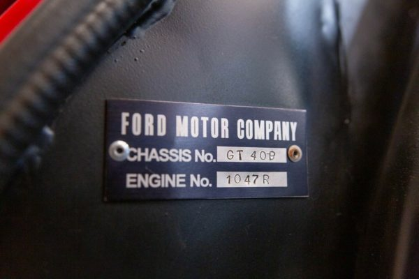 Ford V Ferrari Gt40 16