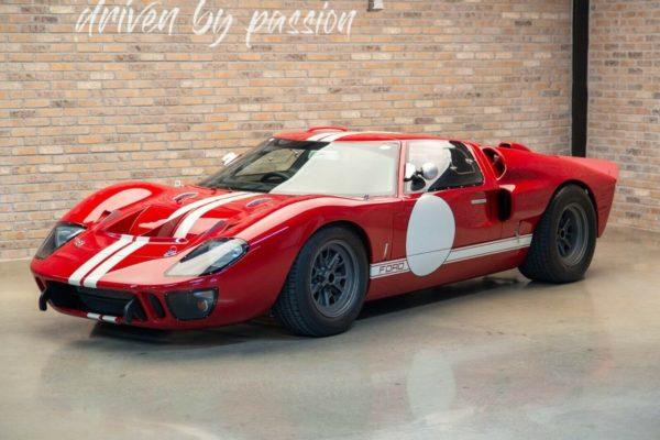Ford V Ferrari Gt40 4