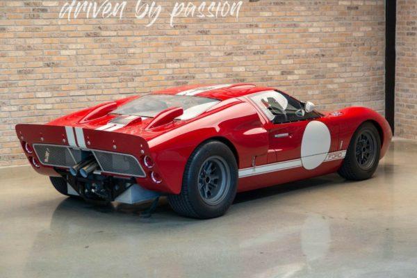 Ford V Ferrari Gt40 5