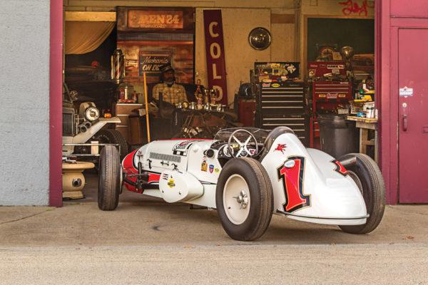 Foyt Indy Car B1