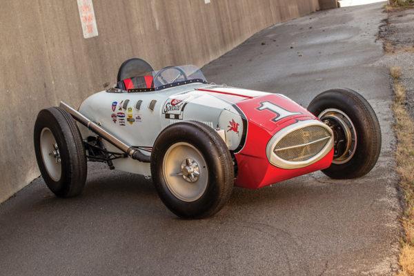Foyt Indy Car C18