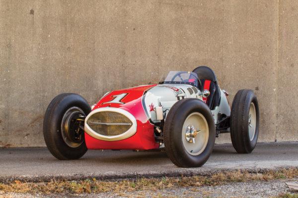 Foyt Indy Car D19