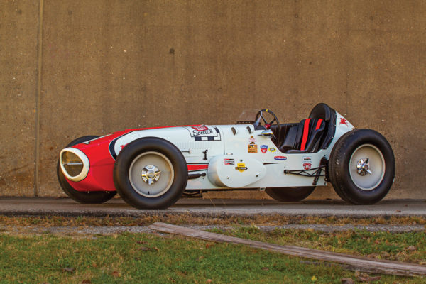 Foyt Indy Car D21