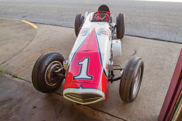 Foyt Indy Car D8