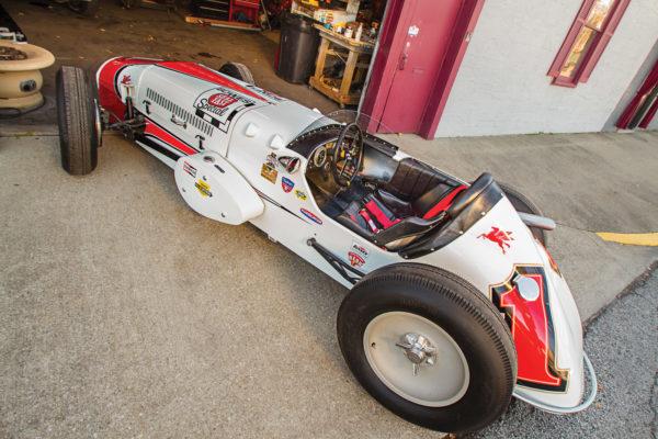Foyt Indy Car E6
