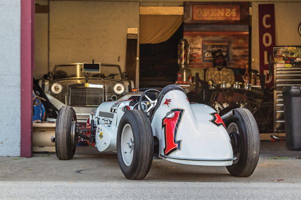 Foyt Indy Car F3