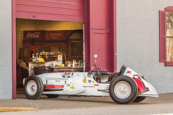 Foyt Indy Car F4