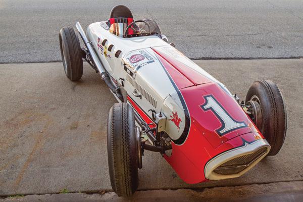 Foyt Indy Car F7