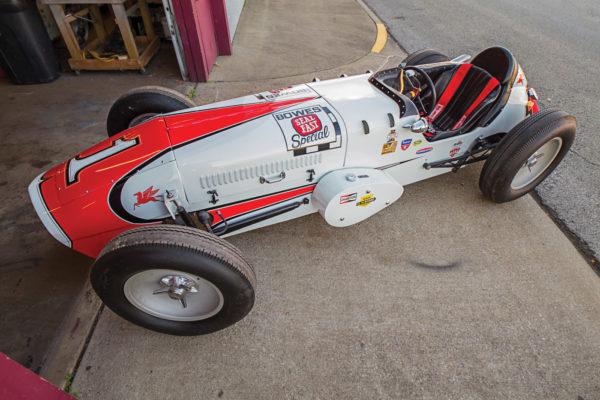 Foyt Indy Car F9
