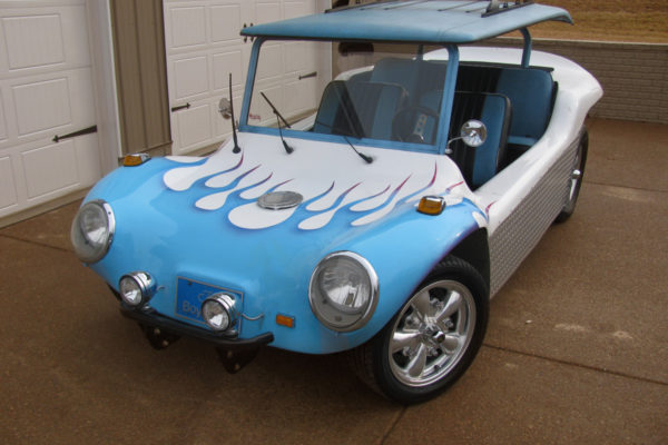 Fun Hugger Vw Dune Buggy 1