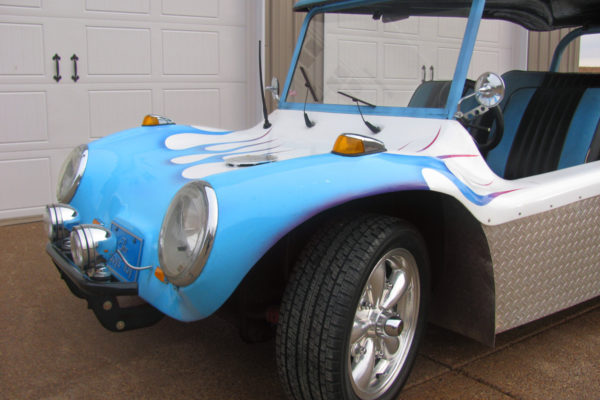 Fun Hugger Vw Dune Buggy 4