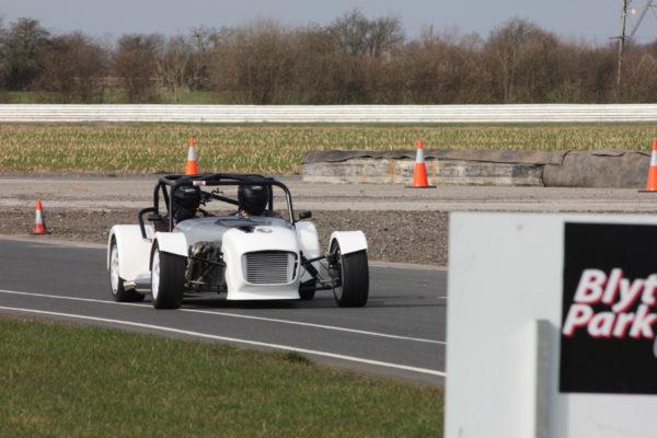 Gbs Zero Track Car 12