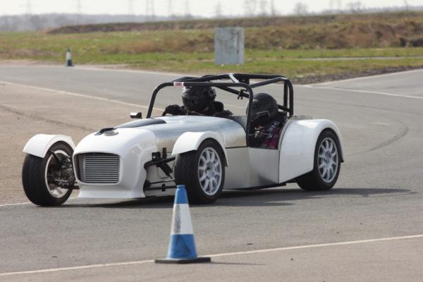 Gbs Zero Track Car 13