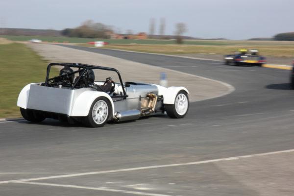 Gbs Zero Track Car 6