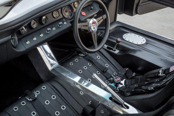 Gt40 Interior