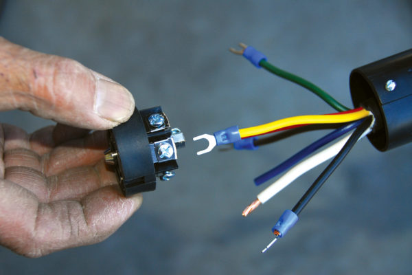 System designers are able to make calculations on how much current needs to flow for each circuit in the system and therefore select the right wire size and fuse value.