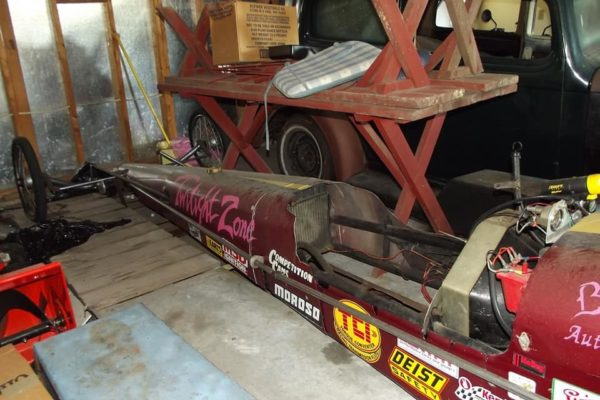 Gilmore Dragster 11