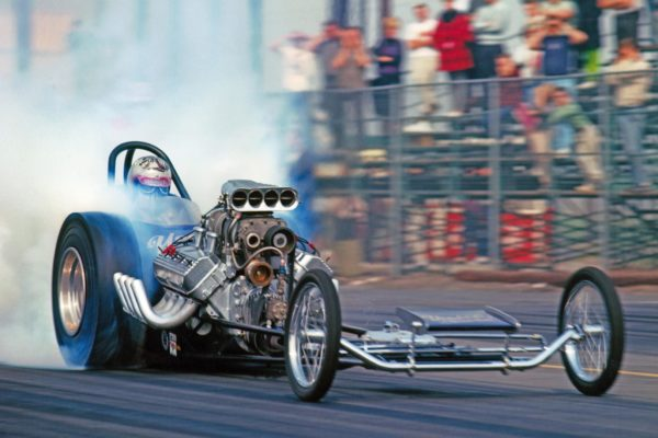 Gilmore Dragster 3
