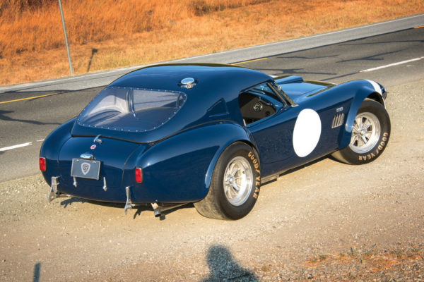While the first fastback swept roofline dates back to Australia in the mid-1930s, this shape was a new 