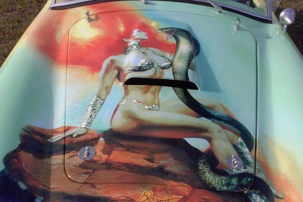 Heavy Metal Cobra 4