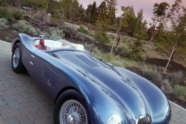 Heritage C-Type Jaguar XK120C Replica | ReinCarNation Magazine