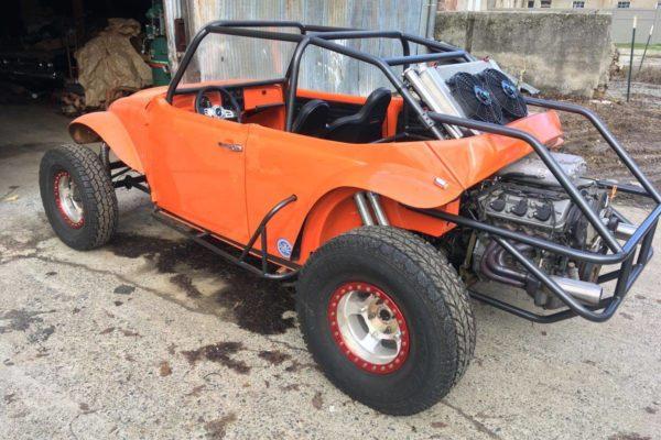 Honda Baja Bug 2