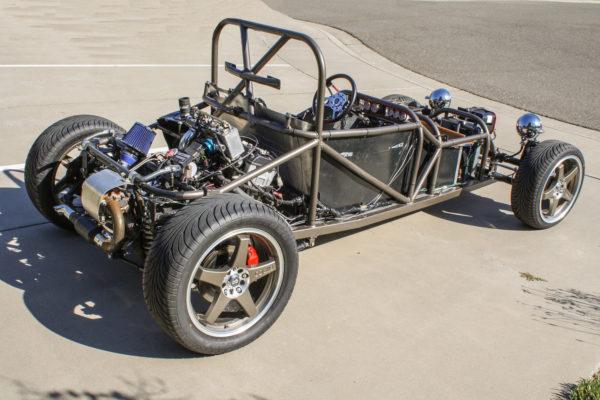 Honda Hot Rod24