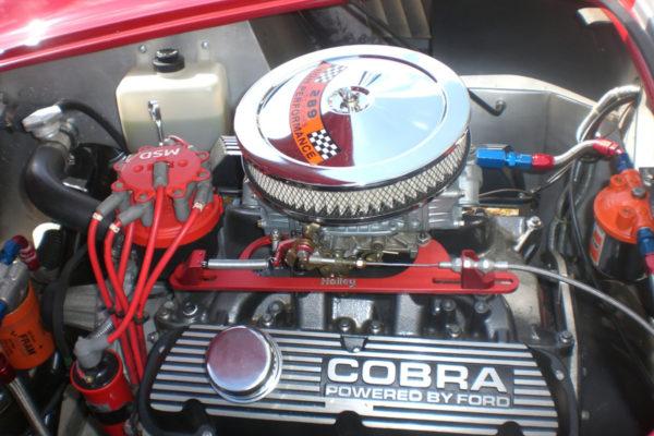 Hurricane Motorsports 427 Cobra Roadster 2