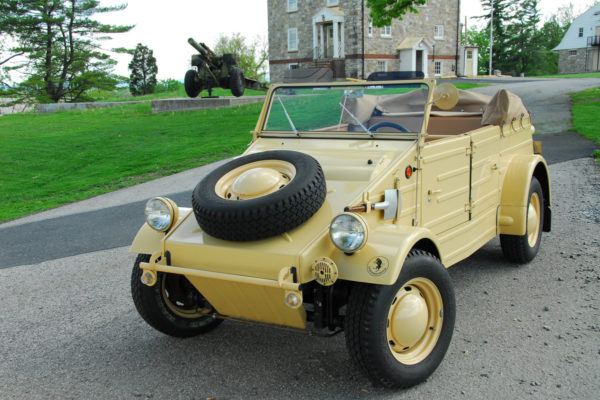 Intermeccanica Kubelwagen Reproduction 1