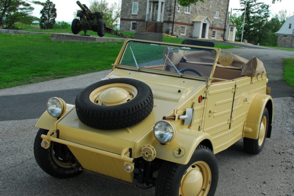 Intermeccanica Kubelwagen Reproduction 12