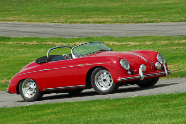 Intermeccanica Porsche Ruby1 Speedster Replica 10