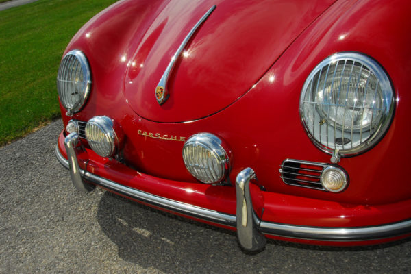 Intermeccanica Porsche Ruby1 Speedster Replica 11