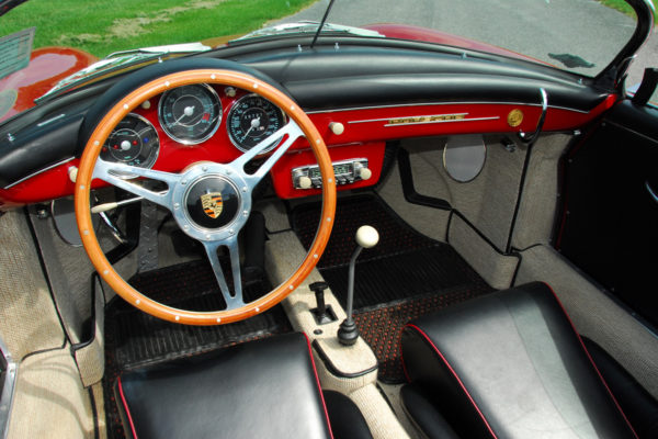 Intermeccanica Porsche Ruby1 Speedster Replica 3