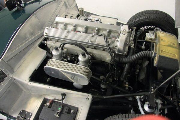 Jaguar 18 C Type 10