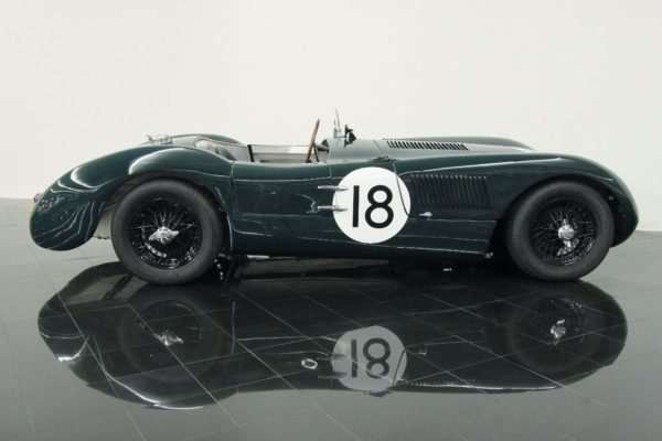 Jaguar 18 C Type 11