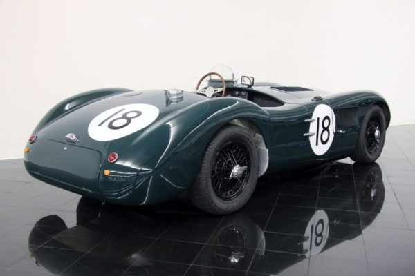Jaguar 18 C Type 12