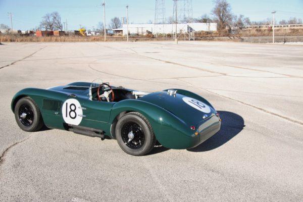 Jaguar 18 C Type 2