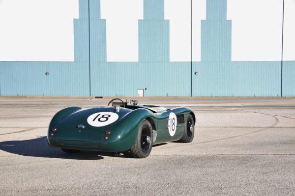 Jaguar 18 C Type 3