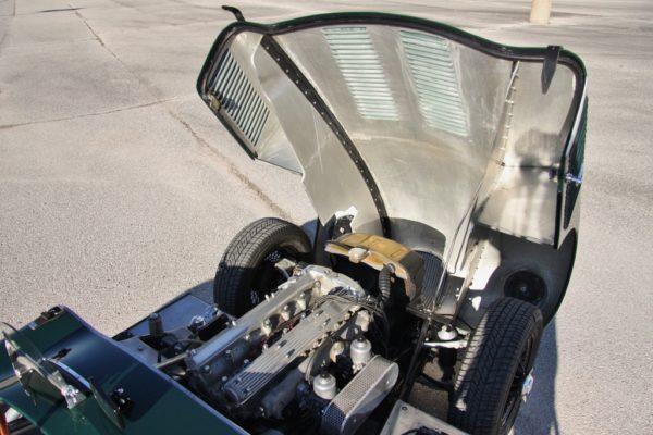 Jaguar 18 C Type 4