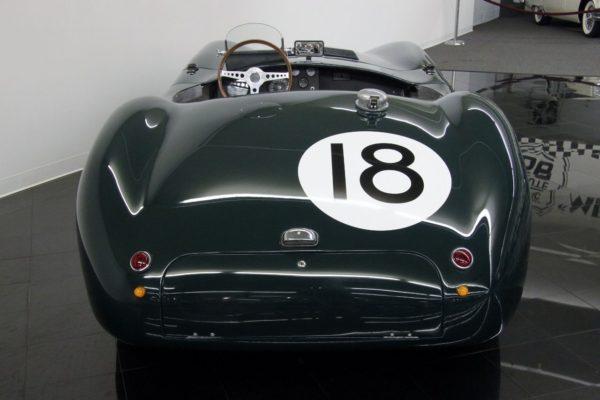 Jaguar 18 C Type 7
