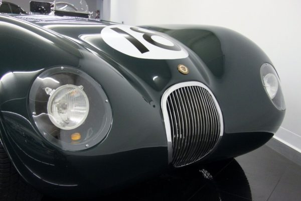 Jaguar 18 C Type 8