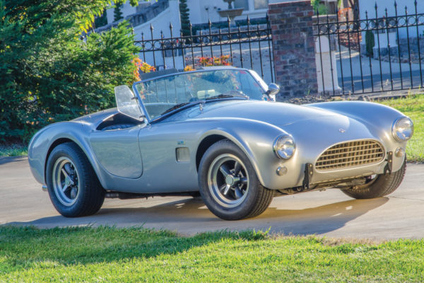 John Custom Cobra D15