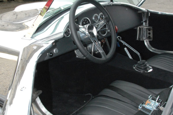 While the hardtop improves the airflow in comparison to the open roadster, access to the cockpit is a bit more of a challenge.