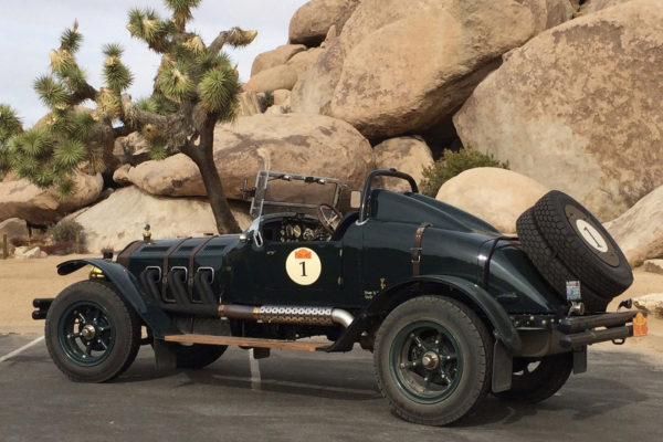 The LaFrances were first tested in the desert near Palm Springs, and later went on camping excursions there as well.