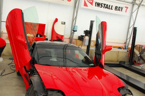 Lamborghini Style Doors 14