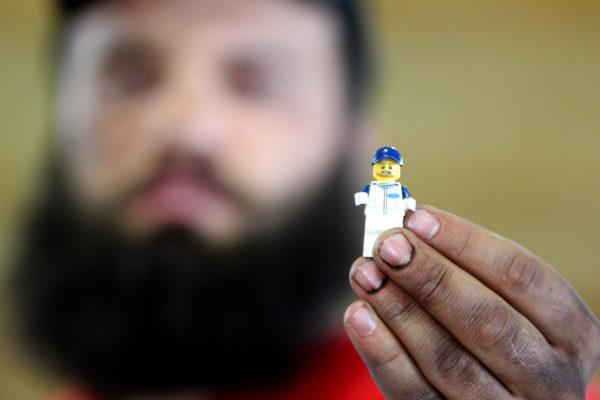 Lego Build 116