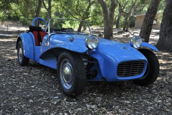 Lotus Seven A8